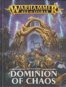 Warhammer 8305 Dominion of Chaos Battletome - reduced